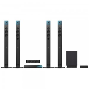 Sistem Home Cinema 5.1 cu Blu-ray 4k 3D Sony BDVN9100