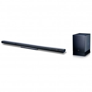 Soundbar 3D Blu-ray LG NB4530A, HDMI, USB, Negru