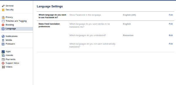 schimbare-limba-facebook