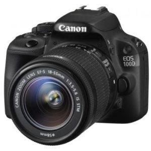 Canon EOS 100D, 18MP