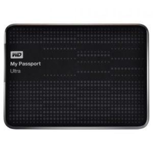 HDD extern WD My Passport Ultra, 500GB