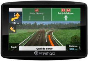 Sistem de navigatie Prestigio GeoVision 5900 iGo