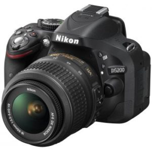 Nikon D5200, 24.1MP