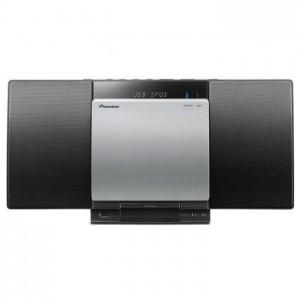 Microsistem audio Pioneer X-SMC00, CD Player, tuner FM, USB, AUX, 2x10W