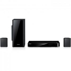 Sistem Home Cinema 2.1, 3D cu Blu-ray Samsung HT-F5200, negru