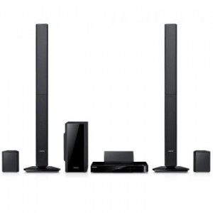 Sistem Home Cinema 5.1, 3D cu Blu-ray Samsung HT-F5530, negru
