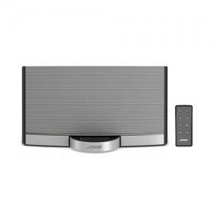 Sistem de andocare Bose SoundDock Portable , AUX, pentru iPod-iPhone, Negru