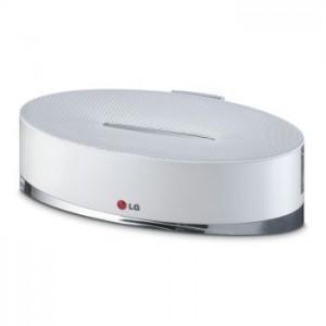 Sistem de andocare LG ND2531, USB, Bluetooth, pentru iOS - Android, Alb