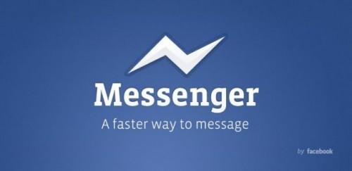 Facebook-Messenger-mobil