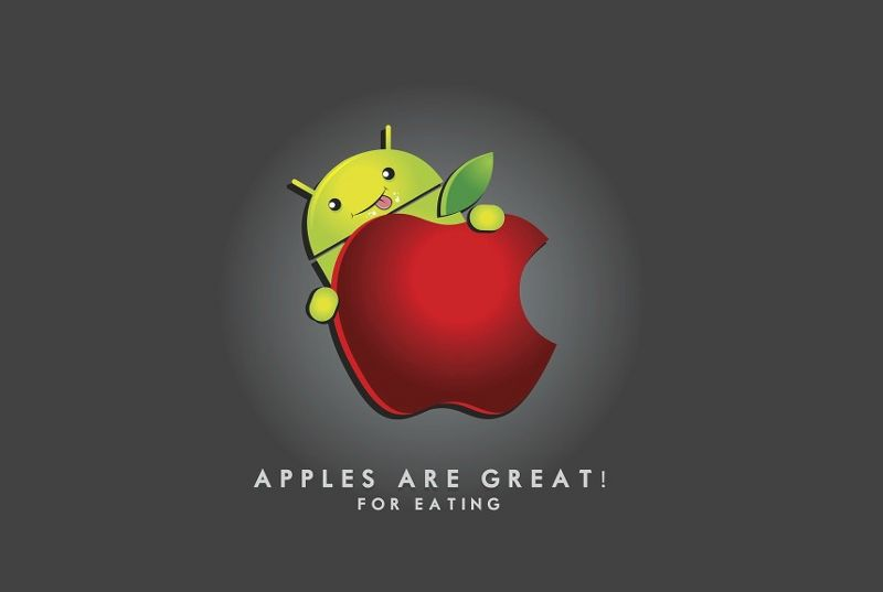 android-mancand-apple