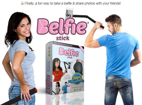 belfie-selfie